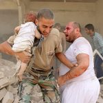 Barrel bomb attack kills 11 children in Syria's Aleppo
