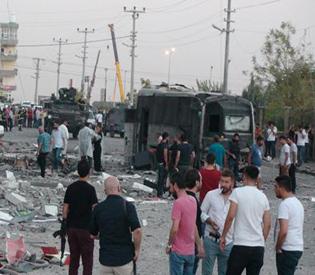 Bomb attacks,Turkey