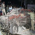 Car bomb outside Somali President's Palace kills at least 10