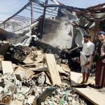Coalition strikes 'kill seven Yemeni civilians'