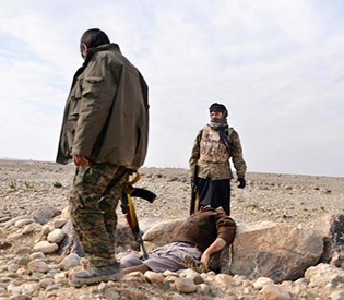 Islamic State fighters killed