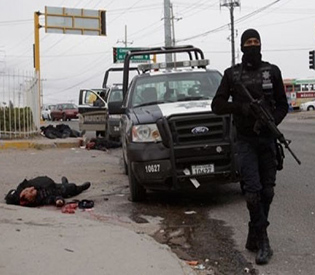 Mexico's people killed by police 1