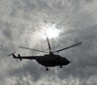 Nepal helicopter crash 1