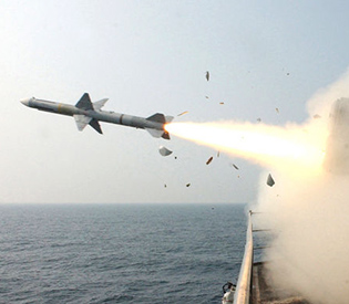 Russian cruise missile