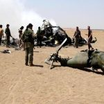 Russian helicopter shot down in Syria, killing all 5 onboard