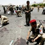 Suicide bomber kills 5 soldiers in south Yemen