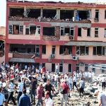 Turkish cities hit by deadly bombings blamed on PKK