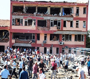 Turkish cities hit by deadly bombings