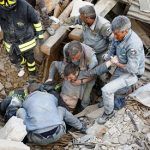 Voices under the rubble after quake hits Italy, at least 73 dead