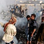 Saudi-led coalition air strike kills nine Yemeni civilians