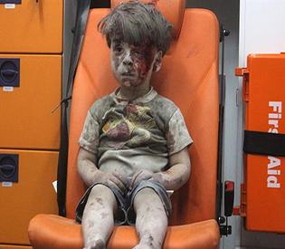 civilian suffering in Aleppo
