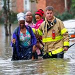 'Historic' Louisiana Flooding- 3 Dead, More Than 1,000 Rescued