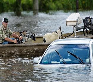 historic flooding