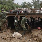40 killed by mudslides in Mexico