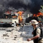 IS launches wave of suicide attacks on Libya forces