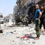 Syria rebels in huge attack to break Aleppo siege