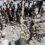 Blast wounds 13 in Pakistan's Quetta after huge suicide attack