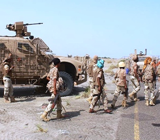 15-fighters-killed-in-southwest-yemen