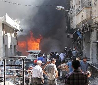 24-killed-in-air-strikes-on-syrias-idlib-monitor