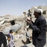 Air strikes 'kill 22 civilians near Yemen capital'