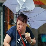 Massive typhoon hits eastern China, Taiwan, killing 5