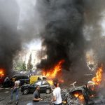 Multiple bomb blasts in Syrian cities kill at least 38