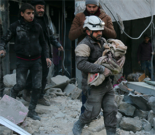 Opposition 'minister' among 12 dead in Syria bombing- rebels