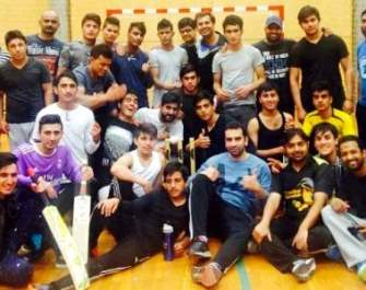 Refugees cricket match in Norway, Sport has the power to unite, says Human Rights Observers