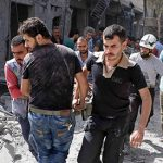 Syria's Aleppo set ablaze ahead of fresh diplomatic efforts