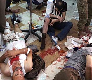 Syrian troops advance in Aleppo amid war's heaviest bombing