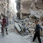 Truce teeters after raids on Aleppo, Syria troops