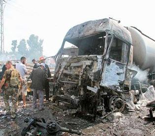 U.S., Russia work on Syria truce, as Islamic State blasts kill dozens
