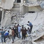 16 dead in heavy bombardment on Syria's Idlib