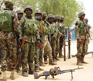 83 Nigerian soldiers missing in Boko Haram attack