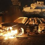 Four police officers killed in Somalia suicide car bombing