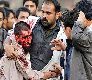 Gunmen kill 14 in Kabul attack on Shiites marking Ashura