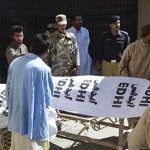 Gunmen kill 3 Pakistani paramilitary troops in Quetta
