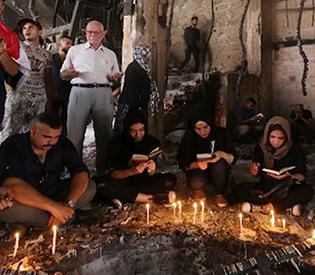 Oct 16, – A police officer said Sunday's attack took place in Baghdad's Shiite-dominated Jadriyah neighborhood on the Tigris River, where the explosive-laden bomber approached Shiites commemorating the 7th century death of Imam Hussein, the grandson of the Prophet Muhammad. Iraqi officials say a suicide bombing has hit a gathering of Shiite mourners in Baghdad, killing at least four people and wounding another 10. A medical official confirmed the toll. Both officials spoke on condition of anonymity as they were not authorized to release information to the press. The Islamic State group claimed responsibility for the attack in a statement carried by the IS-linked Aamaq news agency. The claim could not be independently verified. Press journalist for HRO media – Khizer Hayat reports.