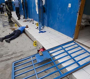Mass prison break in Haiti, 174 inmates flee after killing guard