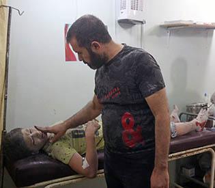 Russia announces Aleppo truce as EU warns of 'war crimes'