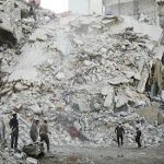 Russia halts Aleppo strikes in goodwill gesture