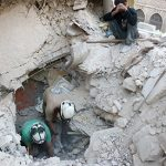Syria announces surprise easing of Aleppo assault