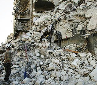 Syria army urges residents to quit Aleppo as ceasefire begins