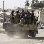 Syrian military calls on Aleppo rebels to surrender, promises safe passage