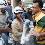 Syria's White Helmets- 'heroes' who run towards bombs