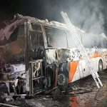 Tour bus crash kills 10 in South Korea