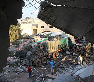 UN to probe deadly attack on aid convoy in Syria