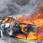 9 killed in car bomb blast at checkpoint in northern Nigeria