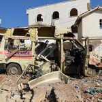 Air strike hits third Syrian hospital in 24 hours- monitor