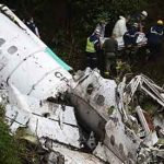 Plane taking Brazilian soccer to cup final in Colombia crashes, 71 dead